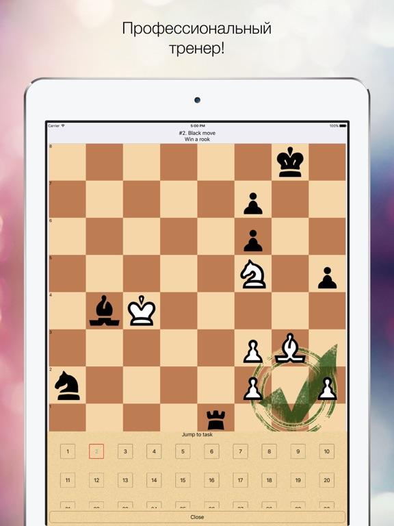 Шахматные Этюды. 3е издание для iPad