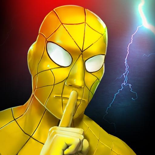 Spider Hero: Fatal Contest iOS App