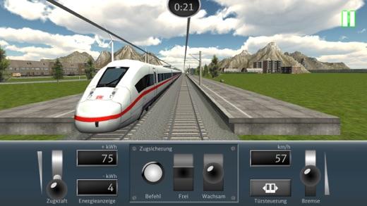 DB Train Simulator Screenshot