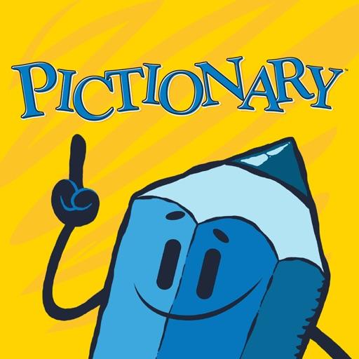 Pictionary™ app for ipad