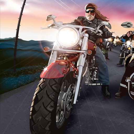 Attack Road With Bike : Moto Run Very Fast iOS App