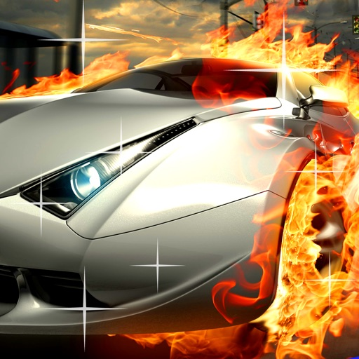 AAA Crazy Racer 3D - Extreme happy wheels rivals iOS App