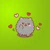 Fluffy Kitty Stickers Wiki