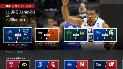 Screenshot #11 for NCAA March Madness Live - Men's College Basketball