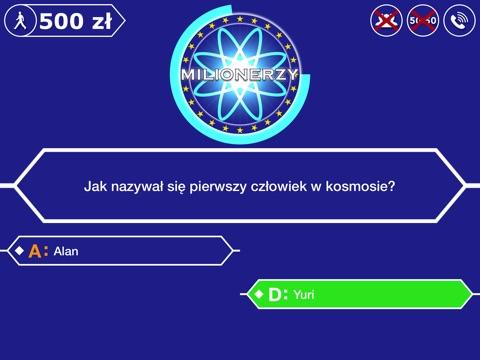 Milionerzy 2017 ® screenshot 4