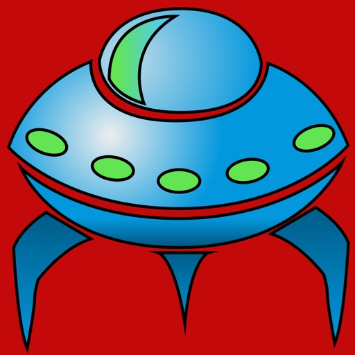 UFO Alien Invaders iOS App