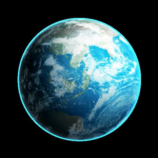 Globe Geography 3D