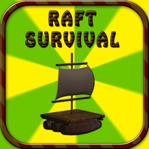 Epic raft survival catching fish simulator 2017 by for Survival fishing games