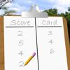 Golf & Discgolf scorecard Pro