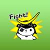 Chibi Blindfold Samurai Stickers Wiki