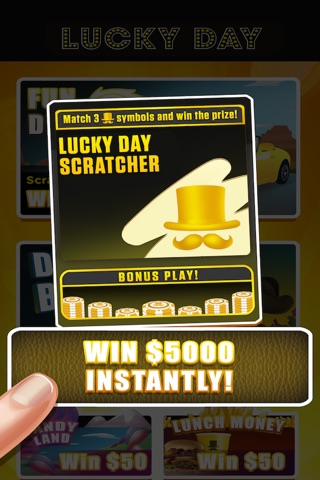 Lucky Day - Win Real Money! screenshot 1