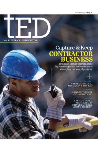tED Magazine screenshot 1