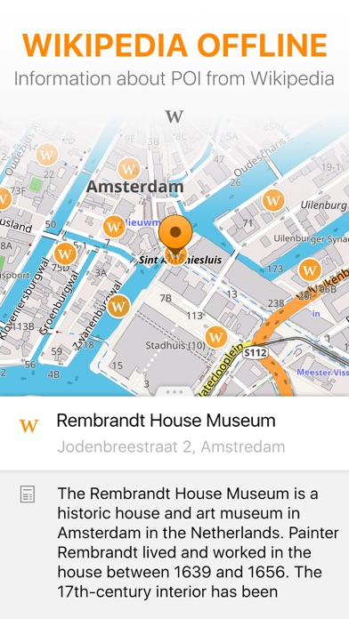 OsmAnd Maps On The App Store - Us map iphone developer