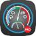 バロメーターPlus - 高度計や気圧計