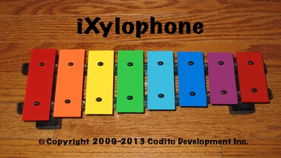 Screenshot #2 for iXylophone Lite - Play Along Xylophone For Kids