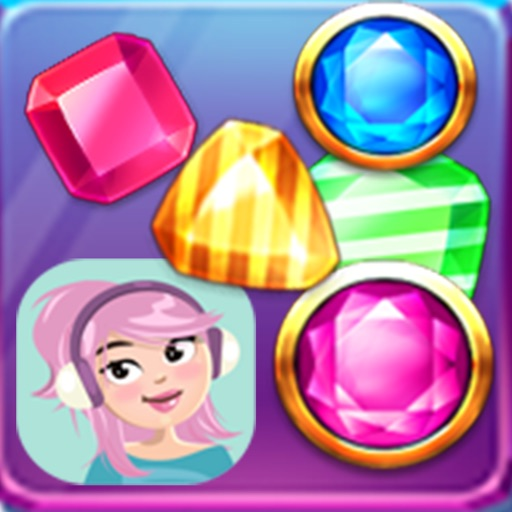 Frozen 4 Swipe Puzzle 2 - Best New Match 3 Games Icon