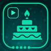 Happy Birthday Video Maker With Music & Photos