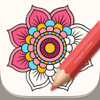 Colory: Colouring Book and Page for Adults App