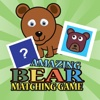 Bear We Bare Matching Game For Kids And Adults memory