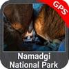 Namadgi National Park GPS Charts Navigator
