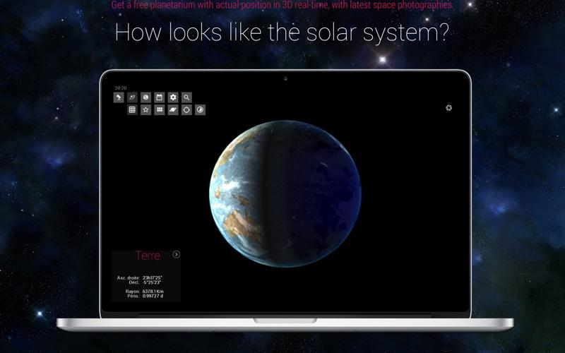 Screenshot SkyORB - Astronomie pour tous