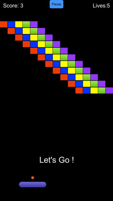 Simple BrickOut Screenshot 4