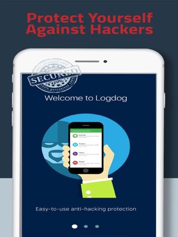LogDog – Mobile Security screenshot 1