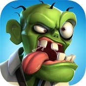 Clash of Zombies 2: The invasion of Atlantis