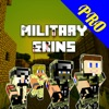 Military Skins Pro - Cute Skins for Minecraft PE