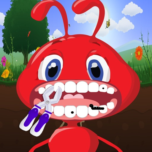 Dentist Doctor Game: The Crazy Ants Studio iOS App