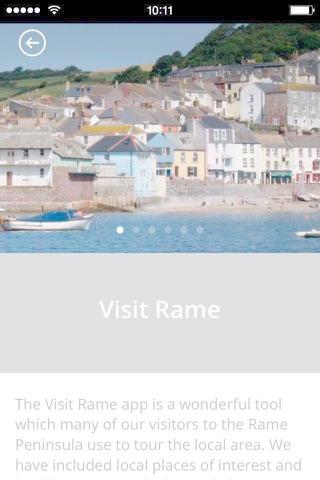 Visit Rame screenshot 2
