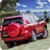 City Prado Parking : Driving 4x4 Jeep