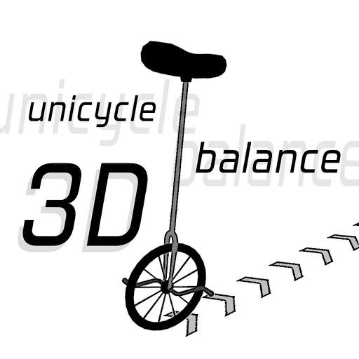 Unicycle Balance 3D iOS App