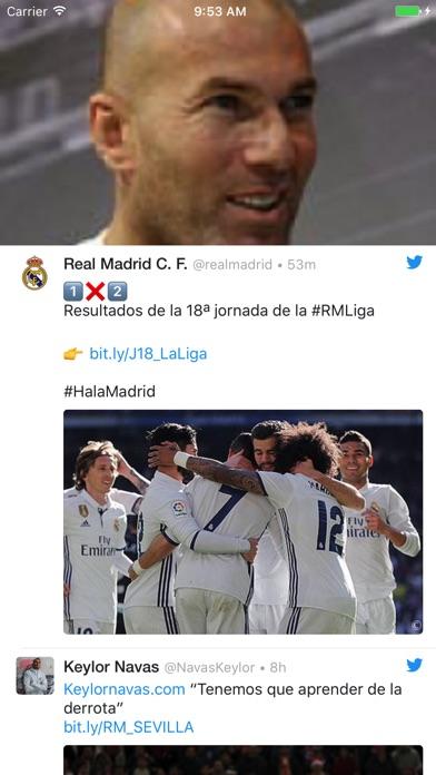 Hala Madrid ! screenshot two