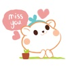 Lovely Hamster Animated Stickers