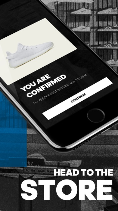 download adidas CONFIRMED - Sneakers apps 1