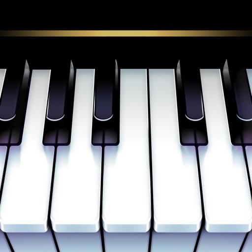 完美钢琴  app icon图