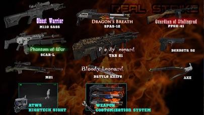 Real Strike-The Original 3D AR FPS Gun appScreenshot of 2