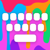 RainbowKey - Teclado Colorido temas, fontes & GIF
