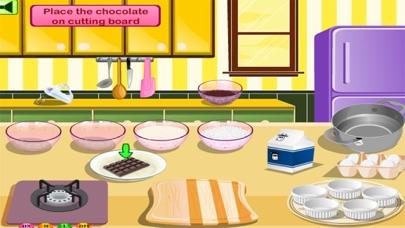 العاب طبخ كعكة ماما سارة الجميلة - العاب جديدةلقطة شاشة3