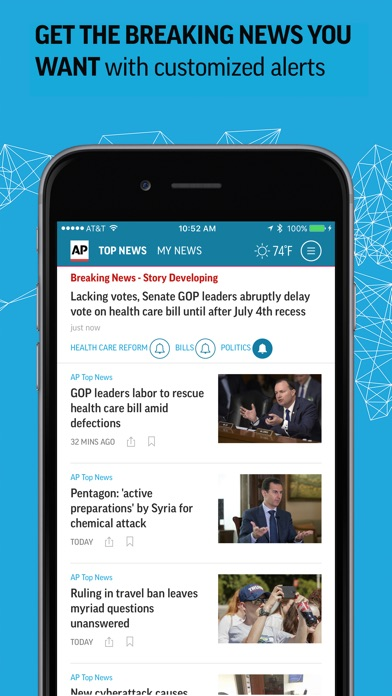 download AP News apps 2