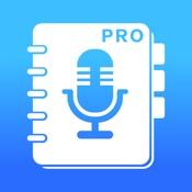 Заметки и диктофон PRO - запись голоса, дневник