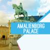 Doddla Nageswara Rao - Amalienborg Palace artwork