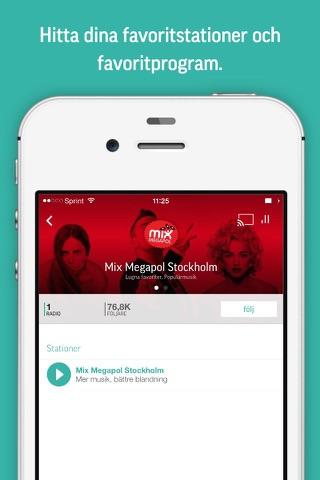 TuneIn Radio: Music & Podcasts screenshot 4