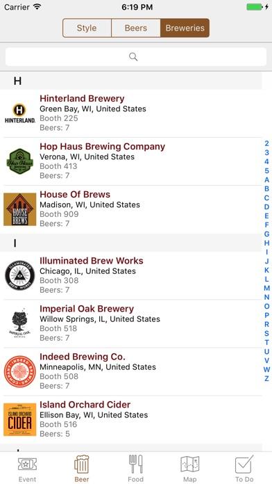 download Wisconsin Beer Lovers Festival apps 0