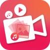 Photo Slideshow Maker with Music photo photos video