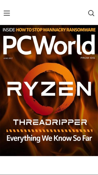 Pcworld Digital Magazine (us) review screenshots