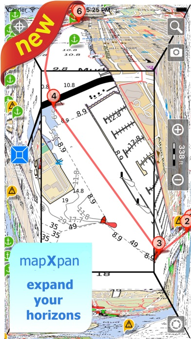 Aqua Map Netherlands  Belgium  Nautical Charts on the App Store