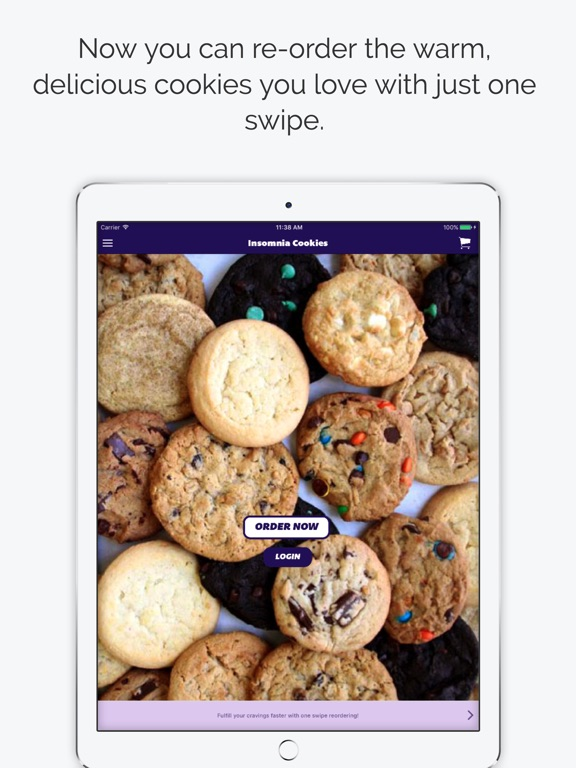 Insomnia Cookies on the App Store