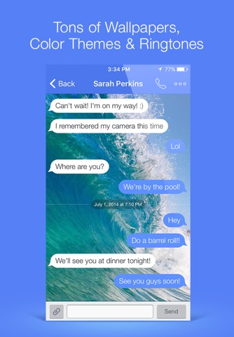TextNow screenshot 3